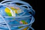 El mundo entero está conectado a internet